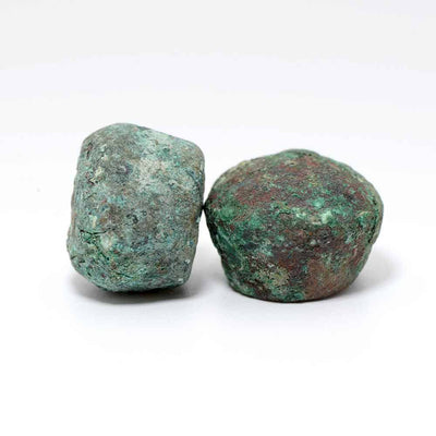 A Pair of Egyptian Bronze weights, New Kingdom, ca. 1550 - 1069 B.C. - Sands of Time Ancient Art