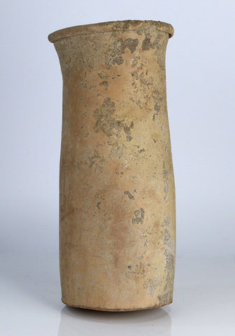 An Egyptian Cylinder Jar, Late Predynastic, ca. 3400-2950 BC - Sands of Time Ancient Art