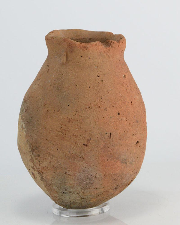 * An Egyptian Ceramic Jar, First Intermediate Period, ca. 2118-1980 BC