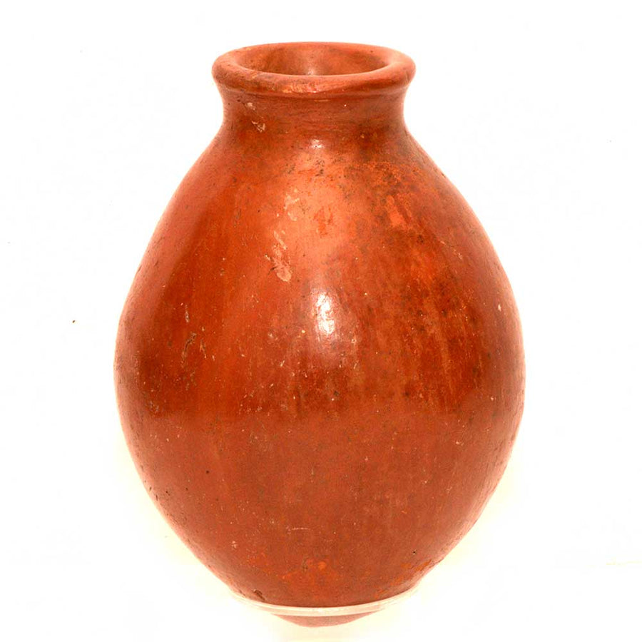 An Egyptian Redware Vessel, Pre-Dynastic Period, Naqada II, ca. 3200-2800 BC - Sands of Time Ancient Art