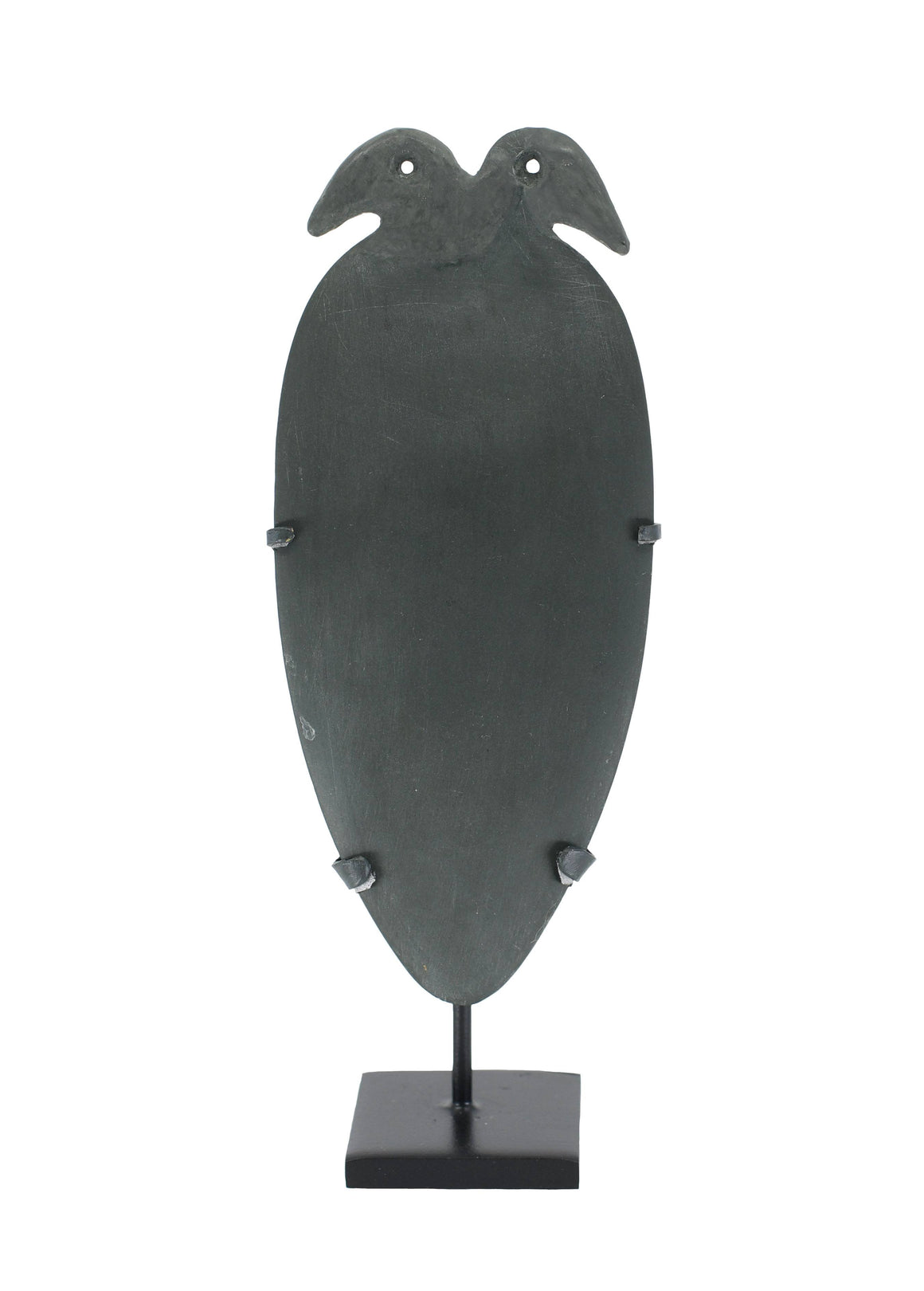 * An Egyptian Pre-Dynastic Graywacke Bird Palette, Naqada II, ca. 3450 BCE - Sands of Time Ancient Art