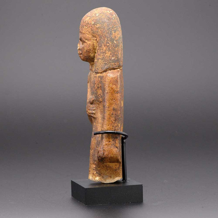 * An Egyptian Royal Shabti Overseer for Osorkon II, 22nd Dynasty, 874 – 850 BC