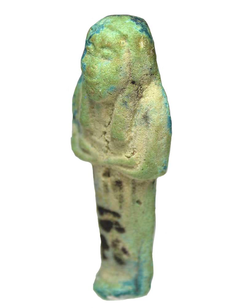 A Rare Worker Shabti for a Dwarf, 21st Dynasty, ca. 1069 - 945 BCE - Sands of Time Ancient Art
