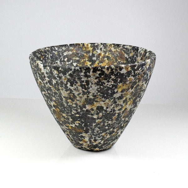 An Egyptian Grano-Diorite Conical Beaker, Early Dynastic Period, ca. 3100 - 2686 B.C.