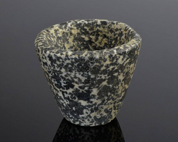 An Egyptian Diorite Miniature Vessel, Old Kingdom, ca. 2649–2150 B.C - Sands of Time Ancient Art