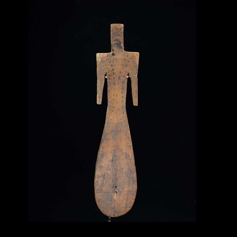* Exhibited Egyptian Wood Fertility Figure, Middle Kingdom, 11th Dynasty, ca. 2040 - 1991 BCE - Sands of Time Ancient Art