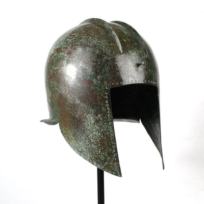 A Greek Illyrian Bronze Helmet, circa 6th century BC - Sands of Time Ancient Art
