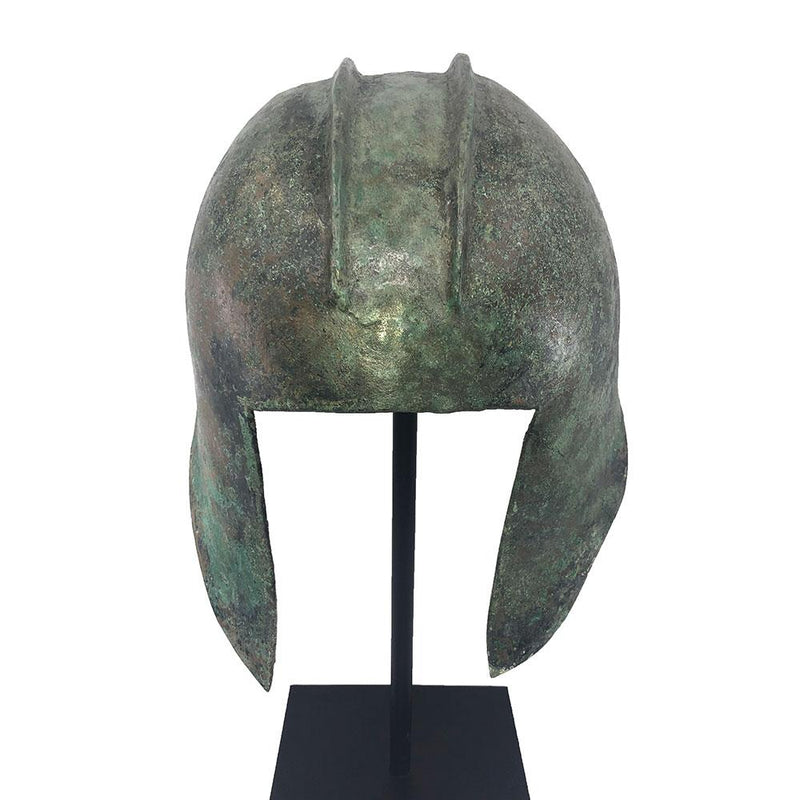 An Illyrian Bronze Helmet, Classical Period, ca. 7th - 5th Century BCE - Sands of Time Ancient Art