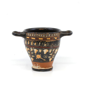 An Apulian Gnathian ware Skyphos, ca. 4th century BCE - Sands of Time Ancient Art