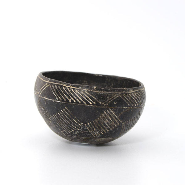 A Cypriot Blackware Bowl, Middle Cypriot Period, 1900-1650 BC - Sands of Time Ancient Art