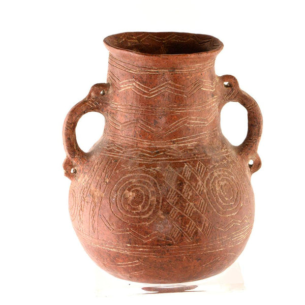 A Cypriot Redware Amphora, Early-Middle Cypriot Period (2000-1800 BC) - Sands of Time Ancient Art