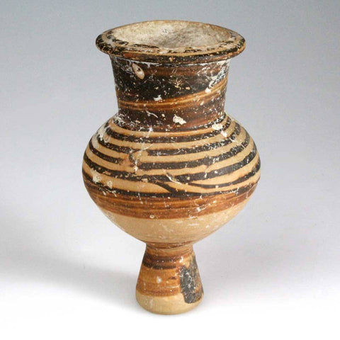 An East Greek Pottery Lydion, ca mid 6th century B.C. - Sands of Time Ancient Art