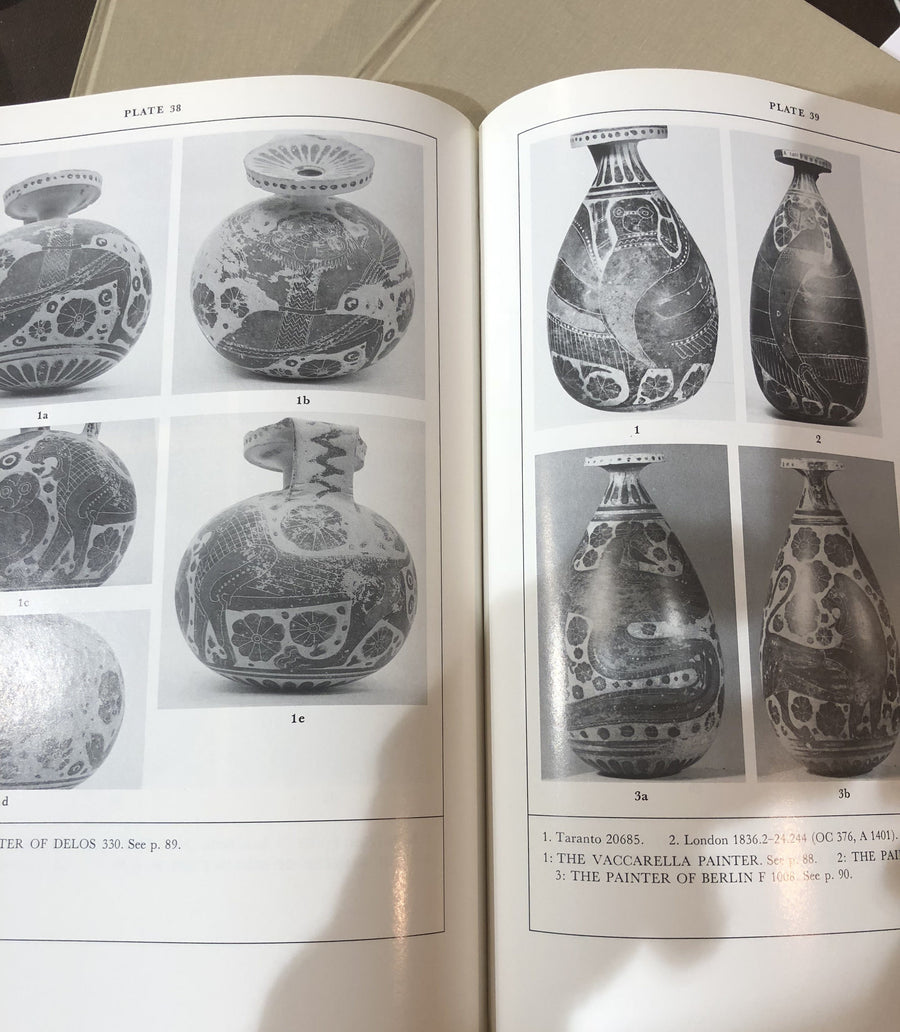 * Corinthian Vase-painting of the Archaic Period, Volumes 1 - 3 - Sands of Time Ancient Art