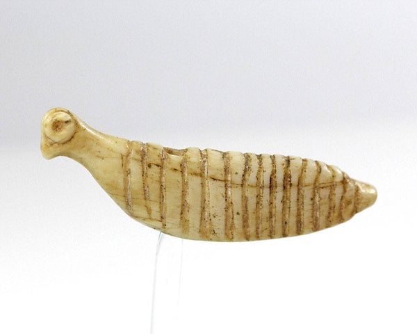 A Sumerian Bone Amulet of a Ram, Jemdet Nasr Period, ca 3200 - 2900 BC - Sands of Time Ancient Art