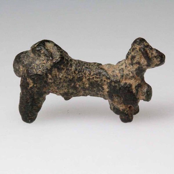 A Persian bronze Ram, ca. 500 - 300 B.C. - Sands of Time Ancient Art
