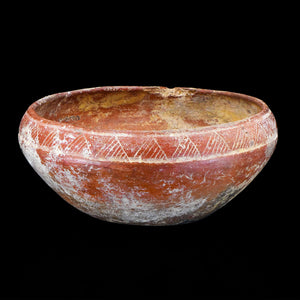 A large Cypriot Redware Bowl, c. 1900 - 1650 BCE - Sands of Time Ancient Art