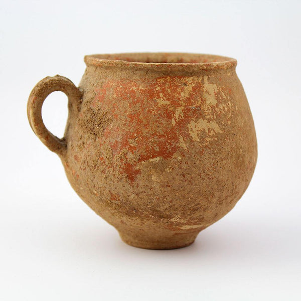 A Phrygian Terracotta Cup, ca. 1200 - 700 BC - Sands of Time Ancient Art