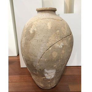 A large Canaanite Terracotta Pithos, Iron Age I-II, ca. 1400 - 800 BC - Sands of Time Ancient Art