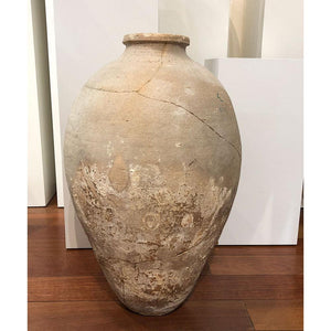 A large Canaanite Terracotta Pithos, Iron Age I-II, ca. 1400 - 800 BCE - Sands of Time Ancient Art