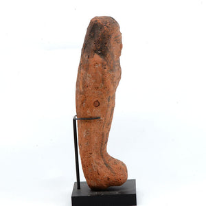 An Egyptian Clay Shabti for Djed-khiu, 20th Dynasty, ca. 1185 - 1070 BCE - Sands of Time Ancient Art