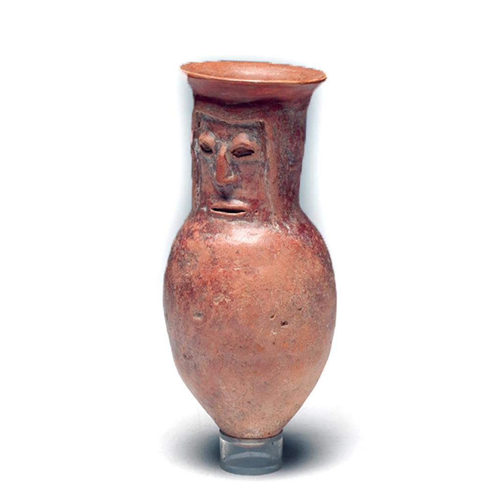 A Narino Miniature Amphora, Columbia, ca. 200 BCE - 200 CE - Sands of Time Ancient Art