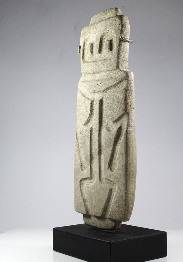 A Valdivia Stone Figure, Ecuador, 2300-2000 BC - Sands of Time Ancient Art