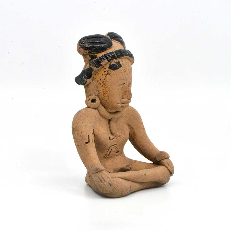 A Veracruz Remojadas Coast Watcher, ca. 450 - 650 CE - Sands of Time Ancient Art