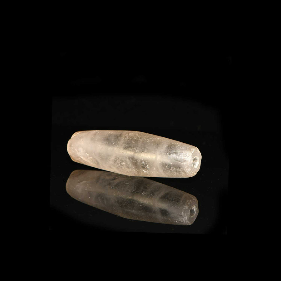 A huge Tairona Culture Quartz Bead, ca. 1st millennium CE - Sands of Time Ancient Art