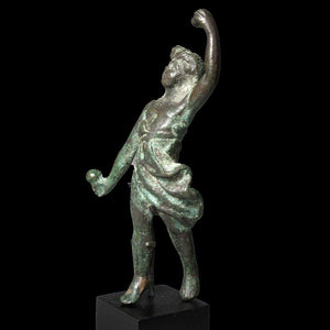 A Roman Figure of a Dancing Boy, ca. 1st century BCE - Sands of Time Ancient Art