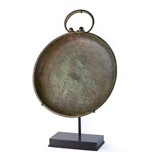 * A fine Etruscan Bronze Patera, ca. 4th - 3rd century BC - Sands of Time Ancient Art