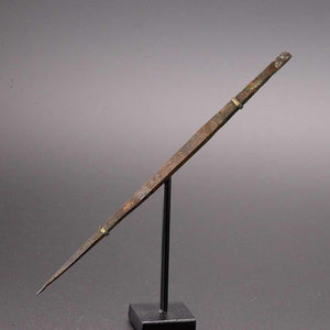 A rare Roman Bronze Medical Needle, Roman Imperial Period, ca. 2nd-4th Century AD* - Sands of Time Ancient Art