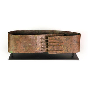 A bronze Samnite Gladiator belt, Roman Republican period, ca. 4th Century B.C. - Sands of Time Ancient Art