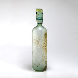 A large Roman Glass Bottle, 1st Century AD - Sands of Time Ancient Art