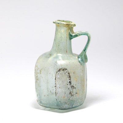 * A Roman Glass Ewer, 1st Century AD - Sands of Time Ancient Art