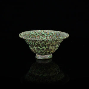 * A Roman Millefiore Glass Libation Cup, Roman Imperial Period, ca. 1st - 2nd century CE