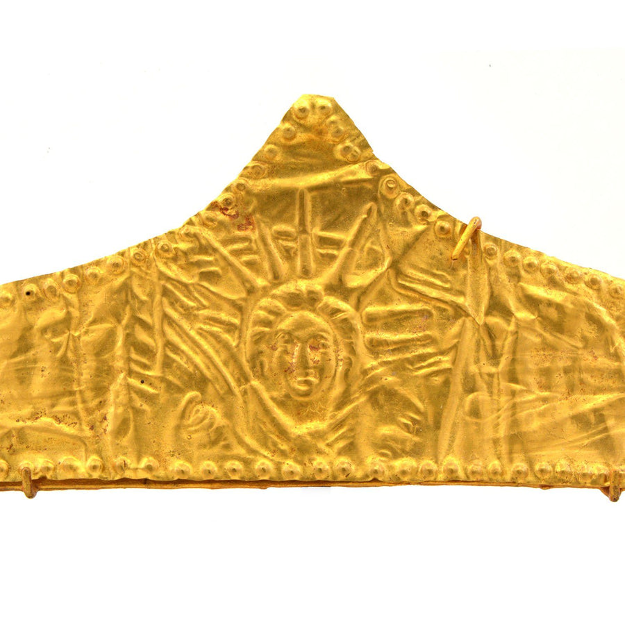 * A Byzantine Gold Diadem, ca. 4th century AD - Sands of Time Ancient Art