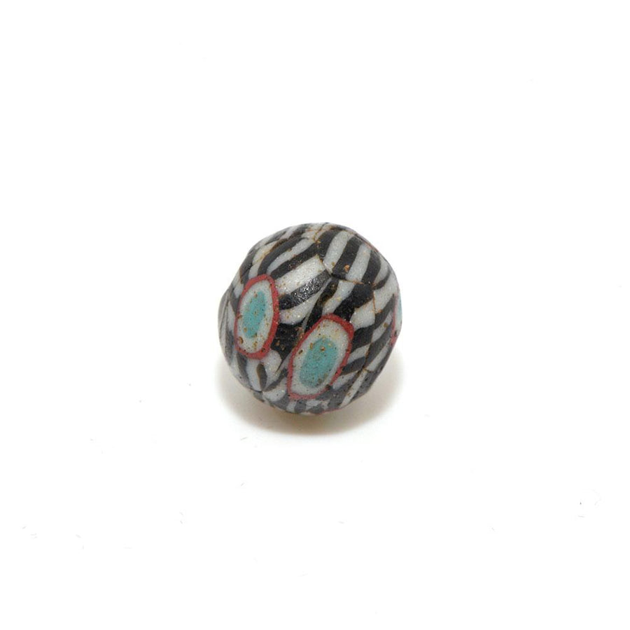 * A Roman millefiori Glass Bead, Egypt, Roman Period, ca. 1st Century AD - Sands of Time Ancient Art