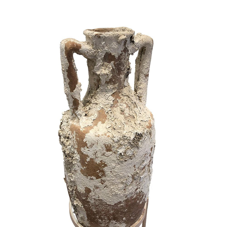 * A superb shipwrecked Roman Pottery Transport Amphora, ca. 1st - 2nd century A.D.