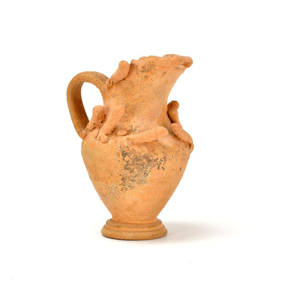 A Roman Phallic Terracotta Juglet, ca. 1st - 2nd century AD - Sands of Time Ancient Art