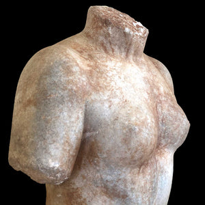 A Roman Marble Sculpture of Venus, ca. 1st century CE - Sands of Time Ancient Art