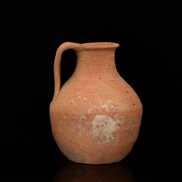 A Holy Land Terracotta Vessel, Roman Period, ca. 1st century CE - Sands of Time Ancient Art
