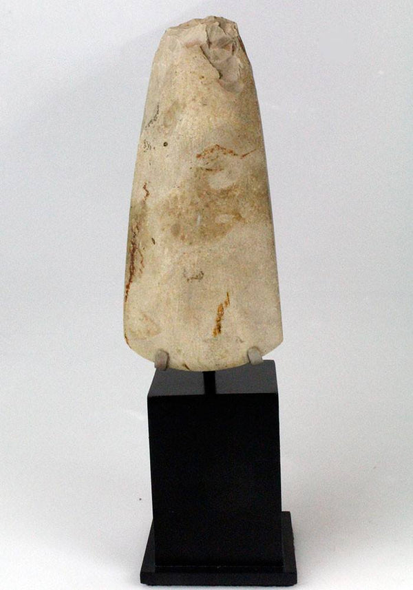 A Danish Neolithic Flint Axe, Dagger Period, ca. 2400-1700 B.C. - Sands of Time Ancient Art