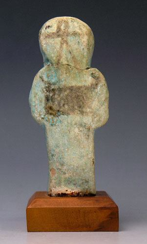 An Egyptian Shabti for Imintet, 21st Dynasty ca 1069-945 BC