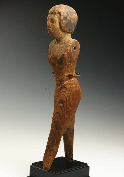 An Egyptian Figure of a Man, Middle Kingdom, ca 2055-1773 B.C. - Sands of Time Ancient Art
