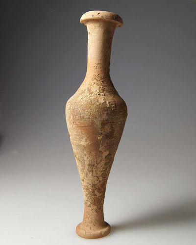 A Greek Pottery Spindle Vessel, ca 4th century BC - Sands of Time Ancient Art