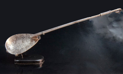"A Roman ""ligula"" Spoon, Roman Imperial, ca 2nd Century A.D. - Sands of Time Ancient Art"