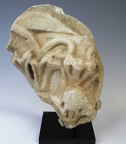 A Roman Corinthian capital fragment, ca 1st century AD - Sands of Time Ancient Art