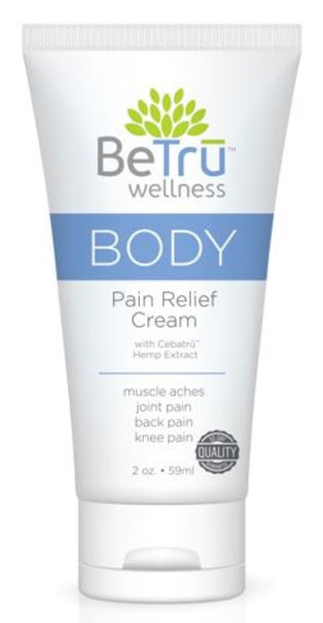 Be Trū Wellness BODY Pain Relief Cream