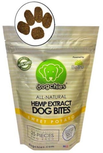Be Trū Wellness Dogchies® All-Natural Hemp Extract Dog Bites