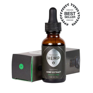 Made by Hemp Hemp Extract Tincture - 1oz - 1000mg (3 Flavor Options)